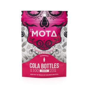 mota cola bottles indica
